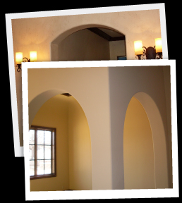 Have Another Type Of Archway In Mind Besides The Universal Arch Kit No Problem We Can Make Soft Half Circle And Elliptical Archways To Your Measurements