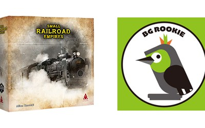 Small Railroad Empires to be published in China, Hong Kong and Taiwan!