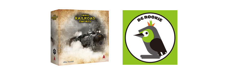 Small Railroad Empires to be published in China, Hong Kong and Taiwan!