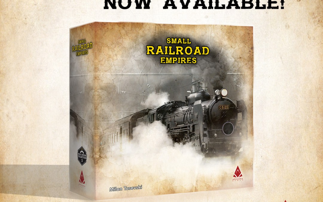 F.A.Q. for Small Railroad Empires is now up