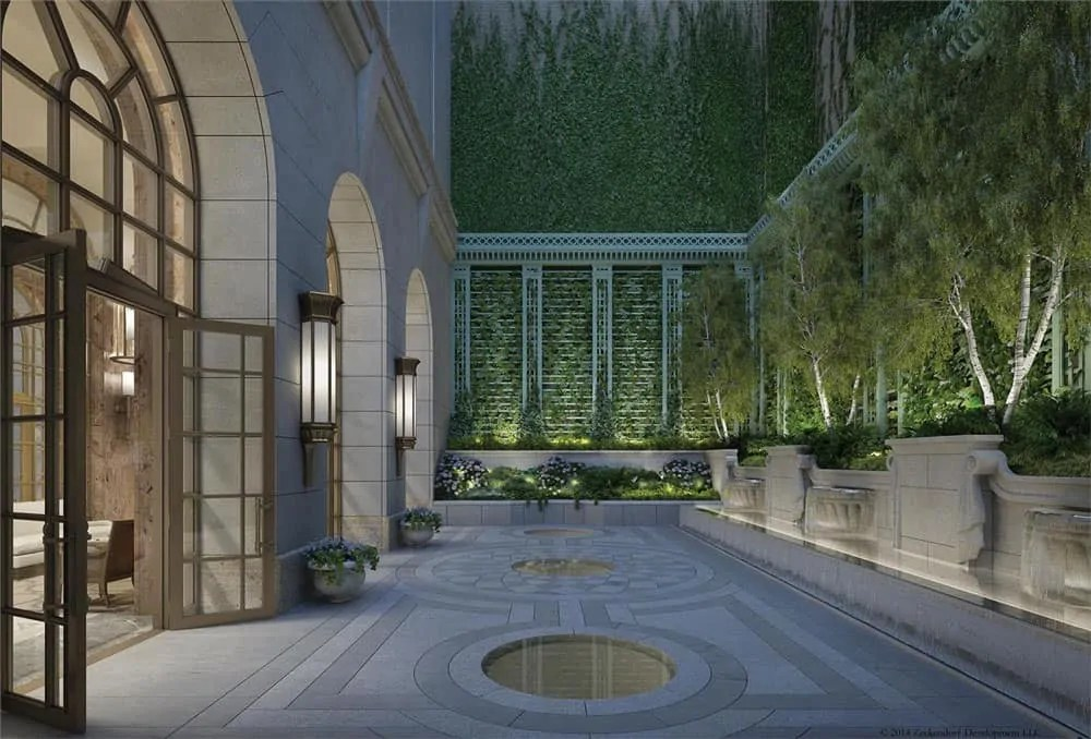 520 park avenue by ramsa to feature the most expensive for Most expensive penthouse new york