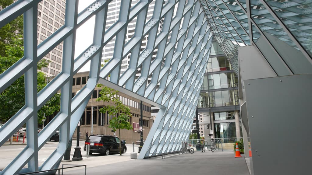 Are Libraries Dying Rem Koolhaas Seattle Central Library