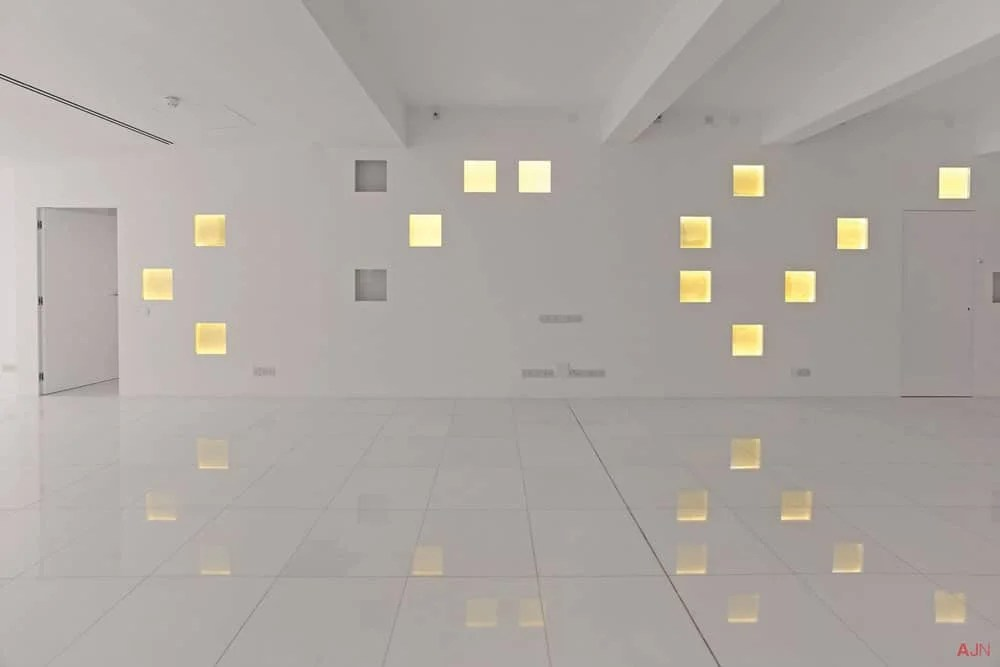 White walls in Cyprus by Ateliers Jean Nouvel 5