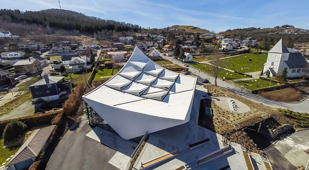 algard church link arkitektur Norway 14