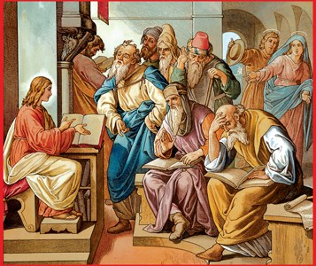 II domenica di Quaresima - Mettiamoci in ascolto della Parola