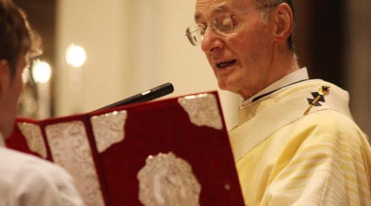 Agenda dell'Arcivescovo - Dal 31 dicembre al 6 gennaio
