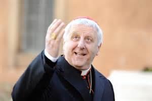 complimenti Cardinal Versaldi !