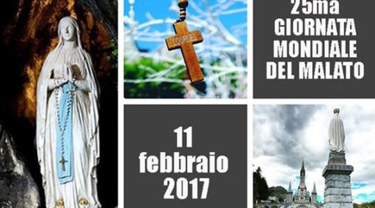 11 febbraio 2017 - Giornata del Malato