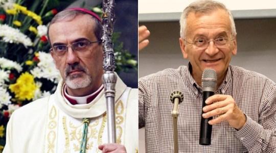 MEIC: Costruire la pace, con Mons. Pizzaballa e Julini