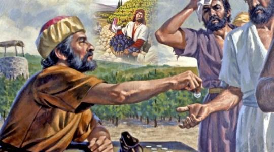XXV Domenica Mt 20,1-16