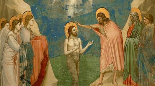 Festa Battesimo del Signore