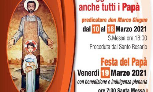Novena San Giuseppe