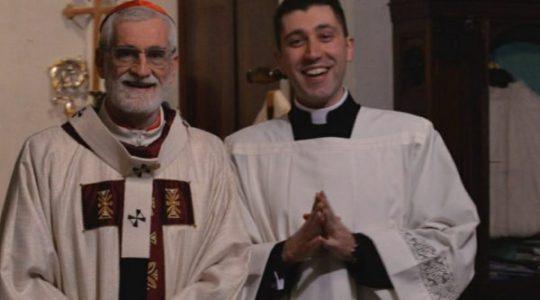presbiterio eusebiano in festa