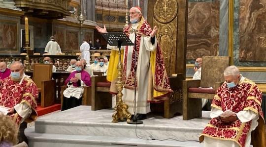 Avviato in Duomo il cammino sinodale