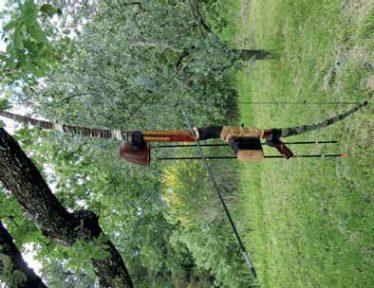 Il meccanismo di pesca una volta installato. Rispetto al modello di Bear, abbiamo preferito posizionarlo sotto e non sopra l'impugnatura.