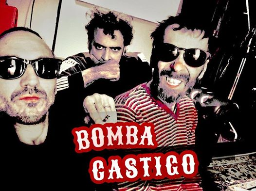 Bomba Castigo Live - Happy Birthday Minimo