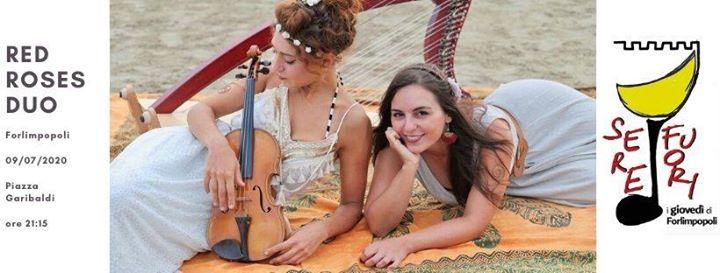 Red Roses Duo - La musica celtica a Serefuori