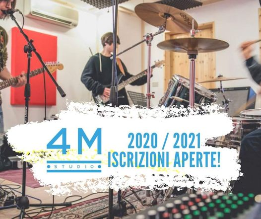 Fourmusic.Studio / Open Day 2020 2021