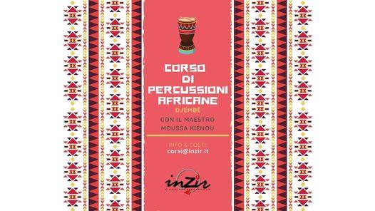 Corso di percussioni africane