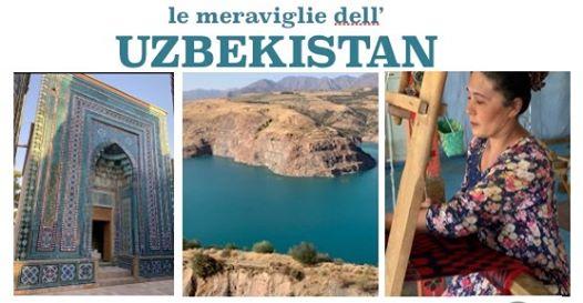 Le meraviglie dell'Uzbekistan