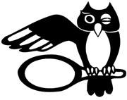 ARC Music owl logo image