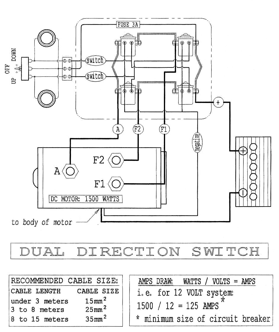 Electric Winch Wiring Diagram Electric Wiring Diagrams Cars – Badlands Winch Wiring Diagram