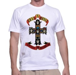 maglietta-Guns-n-roses-cross