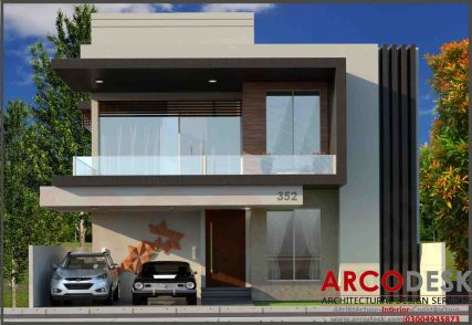 Beautiful and stylish house design in d 12 islamabad