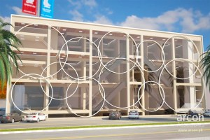 architects lahore commercial buildings