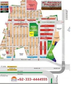 al-rehmat-project-site-map