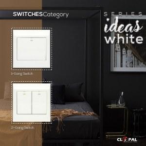 2 gang switches sheet ideas white clopal