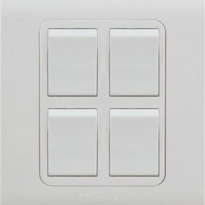 4 switch white sheet clopal type r