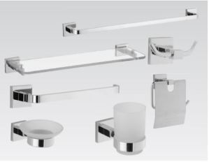 Faisal Sanitary Smart metal Bath accessory set 6308