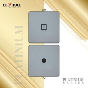 1 tv sheet platinium series clopal
