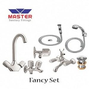 fancy cp set master sanitary
