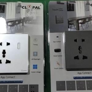 Wifi Smart Multi Socket Clopal