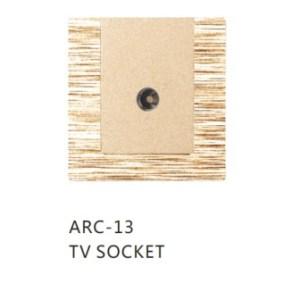 Clopal ARC TV Socket Sheets