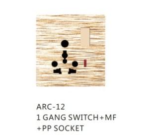 pp power plug arc clopal