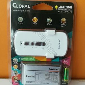 clopal remote control adapter light fan