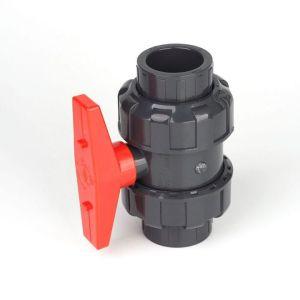 double union ball valve maxflow