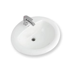 porta vanity over counter hdl1
