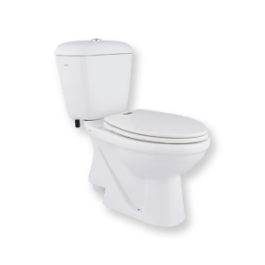 HD9N porta two piece commode