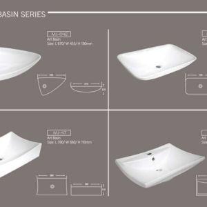 Art Wash Basin Bowl Marachi Ceramics