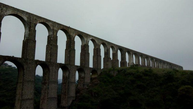 vista arcos del sitio