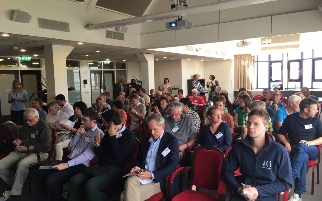 LIFE ARCOS project in the LIFE platform meeting on restoration of sand dune habitats, Holland, 15-17 June 2016