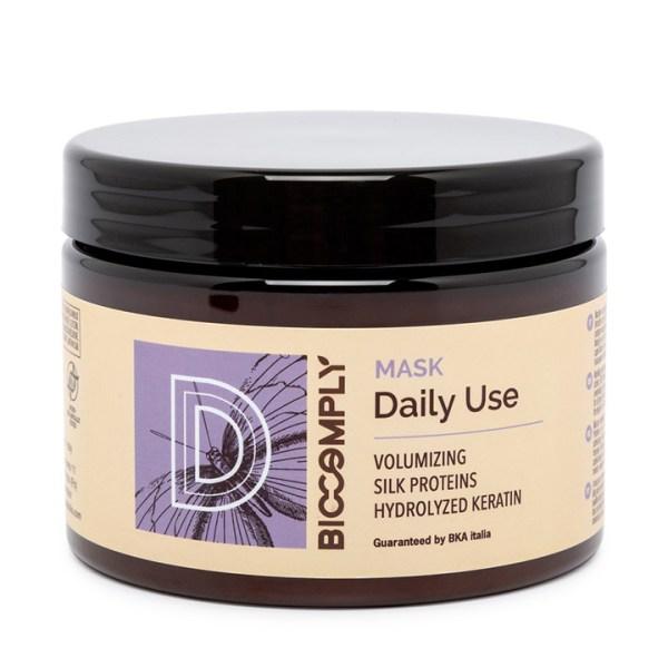 ARCosmetici biocomply daily use maschera vegetale naturale mask ideale uso frequente 500ml