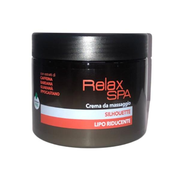 ARCosmetici crema da massaggio silhouette lipo riducente relax 1