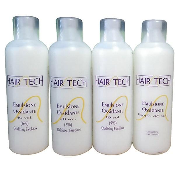 ARCosmetici emulsione ossidante ossigeno in crema per tintura capelli 250 ml hair tech