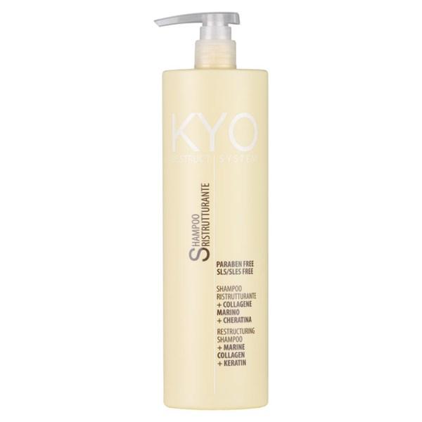 ARCosmetici shampoo ristrutturante paraben free 1