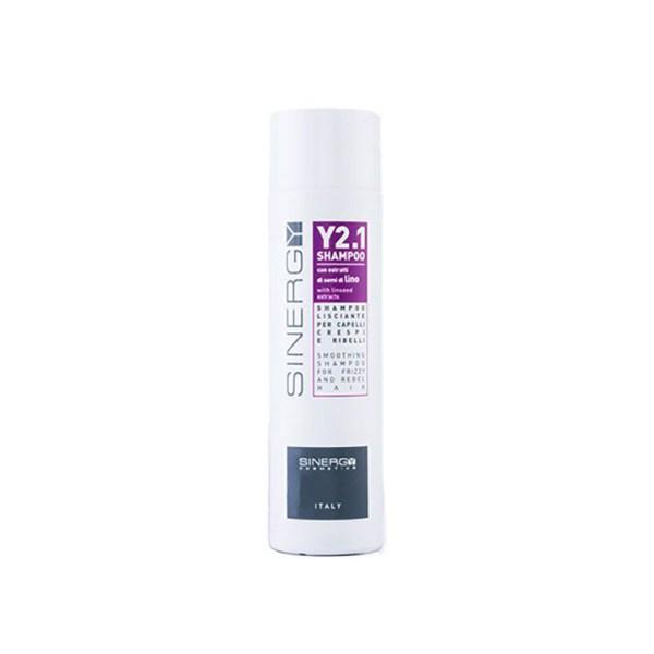 ARCosmetici sinergy shampoo y2 1 per capelli indisciplinati ribelli e crespi